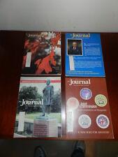 Lot of 4 The Journal of the American Dental Association 1979 & 1980.