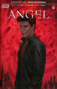 ANGEL #0 BOOM! STUDIOS COMICS TV BUFFY THE VAMPIRE SLAYER