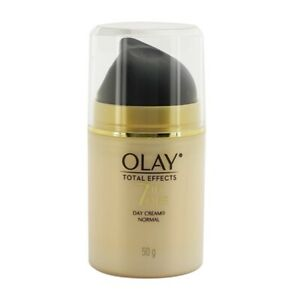 NEW Olay Total Effects 7 in 1 Normal Day Cream 50g Womens Skin Care