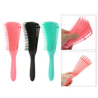 Peigne de Massage Cuir Chevelu Antistatique Brosse Démêlantes pour Cheveux