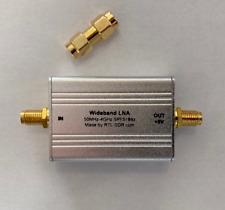 RTL SDR Blog Wideband LNA Breitbandverstärker 50 MHZ - 4 GHz | 3-5V Bias Tee