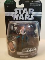 Star wars the saga collection 03 Bib Fortuna Return of the Jedi Boba fett