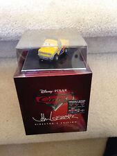Pixar Cars John Lasseter Directors Ed Blu-ray / Blu-ray 3D / DVD 11-Disc Set