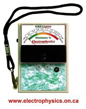 Electrophysics Model GRP33plus  Pinless Marine Fiberglass Moisture Meter