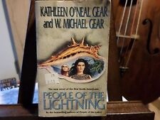 People of the Lighning: A Novel of the First North Americans - historical epic
