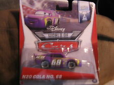 DISNEY PIXAR CARS N2O COLA NO. 68 PISTON CUP SERIES