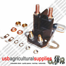UNIVERSAL STARTER MOTOR SOLENOID  WESTWOOD COUNTAX MOWERS 44814801 FAST DELIVERY