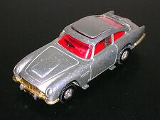 Corgi 271 Aston Martin DB5 James Bond 007 1:36 Vintage Diecast! Made in Britain!