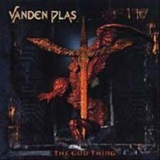 God Thing by Vanden Plas (CD, Dec-1997, Inside Out)