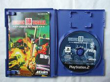 Playstation 2 = achtzehn Wheeler American Pro Trucker