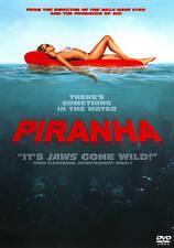 PIRANHA DVD 2011 HORROR