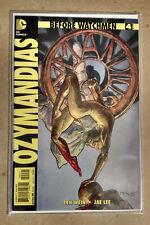 BEFORE WATCHMEN OZYMANDIAS #4 - 1ST PRINT VARIANT DC COMICS (2012)