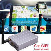Car Wireless Wifi Display Dongle HDMI Video Adapter Airplay For iPhone X Android