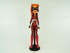 Monster High Doll Power Ghouls Toralei Stripe as Cat Tastrophe