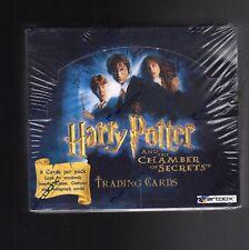 Harry Potter The Chamber of Secrets sealed Hobby Box