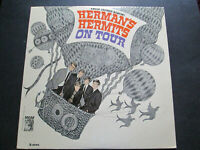Herman's Hermits On Tour MGM E 4295  lp vinyl record