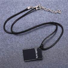 Death Note - Kette Halskette mit Anhänger Necklace - Cosplay - echtes Notizbuch