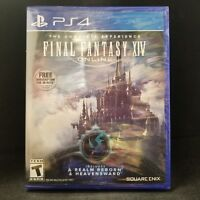 Final Fantasy XIV Online: The Complete Experience (PS4/ PlayStation 4) NEW