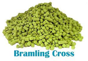 Bramling Cross (2020 UK Harvest) - Freshest Pellet Hops  - HomeBrew -Sameday P&P