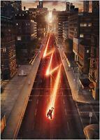 The Flash DC Super Hero TV Show Large Poster Art Print Maxi A1 A2 A3 A4