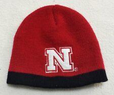 b8621a365a9 Nebraska Cornhuskers beanie~Size 2-4T~Outerstuff~NCAA~Big 10~