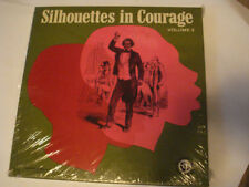 sealed 2Lp SILHOUETTES IN COURAGE vol. 2 BLACK HISTORY 1969