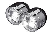 Doppel-Scheinwerfer chrom Suzuki Bandit GSF 650 N, chromed twin headlight