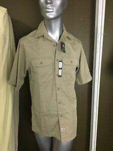 Carhartt  Men's Relaxed Fit  Button Down Shirt Sz S