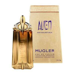 DISCONTINUED Mugler Alien Oud Majestueux Eau De Parfum 90ml  NEW BOXED