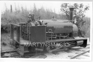 B5 British Railway Photograph Alan George HE 606-94 Penrhyn Railway (Bethesda)