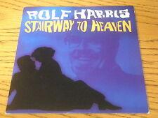 "ROLF HARRIS - STAIRWAY TO HEAVEN     7"" VINYL PS"