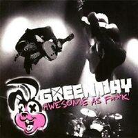 "GREEN DAY ""AWESOME AS FUCK"" CD+DVD NEU"