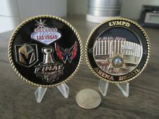 Las Vegas Police Stanley Cup Final Golden Knights vs Capitals Challenge Coin