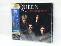 Queen Greatest Hits SHM-CD 40th Anniversary Japan Limited Edition from Japan