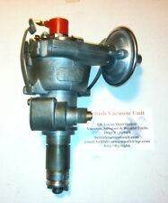 TR6 Lucas distributor 22D6  1968-76 TR6  rebuilt / restored special early spec