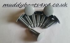 Land Rover Defender Head Lining Roof Trim Fir Tree Clips Fasteners  90 110 2.5