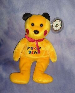 "Celebrity Bears ""Pokey Bear"" Pokemon PIKACHU Parody Plush Stuffed Animal Toy"