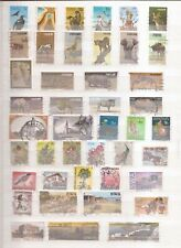 SOUTH WEST AFRICA  -  LOT OF  STAMPS -- ref 24