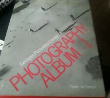 Photography Album No. 1 (1979, Hardcover) Pierre de Fenoyl  ENGLISH/ FRENCH