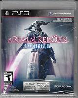 Final Fantasy XIV Online: A Realm Reborn PlayStation 3 *NEW*