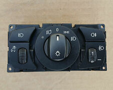 BMW E60 Auto Headlight Switch Panel