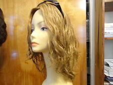 Malky Wig Sheitel European Multidirectional Wavy Hair Dirty Blonde 16/10 Small