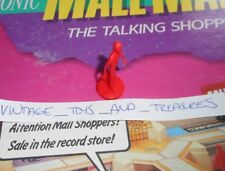 VINTAGE 1989 MALL MADNESS SHOPPING MALL GAME REPLACEMENT RED BOY PLAYER TOKEN