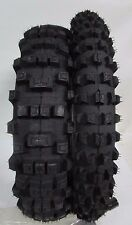 COPPIA GOMME CROSS MICHELIN AC 10 80/100-21 120/90-18 DOT 2017