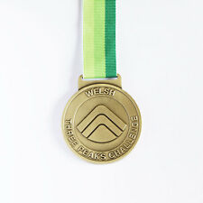 Welsh Three Peaks Challenge medal