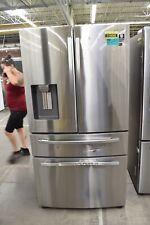 "Samsung Rf28R7351Sr 36"" Stainless French Door Refrigerator Nob #114040"