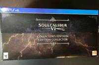 Soul Calibur VI [ Collector's Edition ] (PS4) NEW