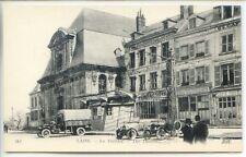 CP 02 Aisne - Laon - Le Théâtre