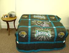 Jacksonville Jaguars Classic Full Comforter