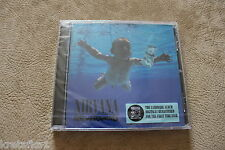 Nirvana - Nevermind (Remastered) CD POLISH RELEASE